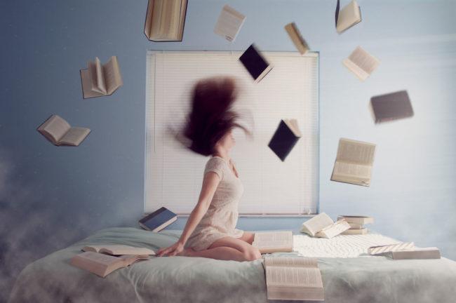 読書 中毒